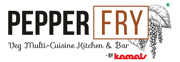 Pepper Fry by Kamats Logo